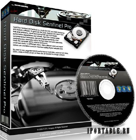 Hard Disk Sentinel Pro 5.20 Build 9372 Final + Portable