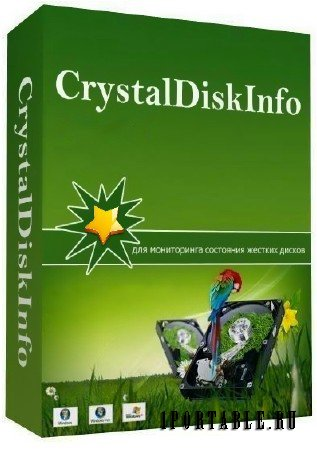 CrystalDiskInfo 7.6.1 Final + Portable