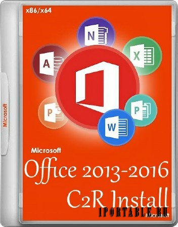 Office 2013-2016 C2R Install 6.0.8.4 Portable