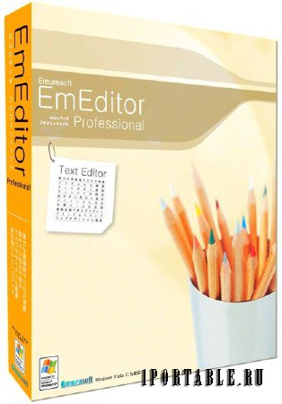 Emurasoft EmEditor Professional 18.0.7 Final + Portable