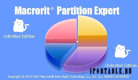 Macrorit Partition Expert 5.3.2 Unlimited / Technician + Portable