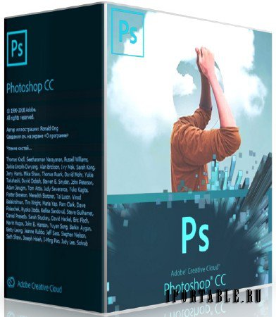 Adobe Photoshop CC 2019 20.0.0.13785 Portable by XpucT