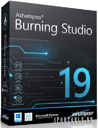 Ashampoo Burning Studio 19.0.2.7 RePack & Portable by elchupakabra