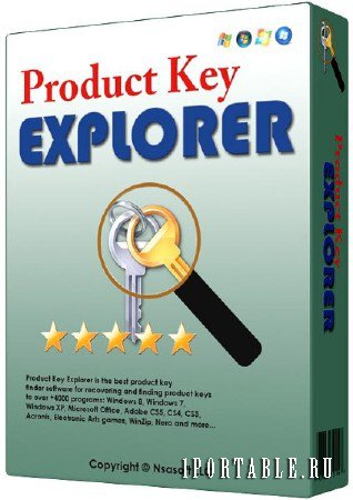 Nsasoft Product Key Explorer 4.0.8.0 + Portable