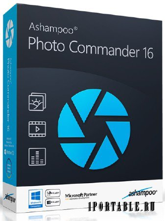 Ashampoo Photo Commander 16.0.5 RePack & Portable by elchupakabra