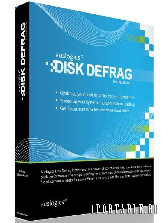 Auslogics Disk Defrag Pro 4.9.5.0 RePack & Portable by elchupakabra