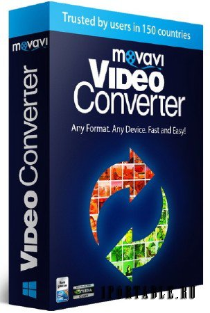 Movavi Video Converter Premium 19.0.1 RePack & Portable by elchupakabra