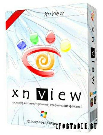 XnView 2.47 Complete + Portable