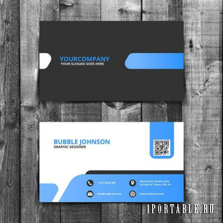Art us - business card templates